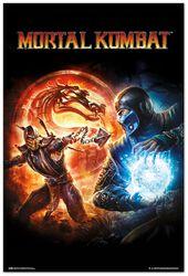 9 - Ninjas & Dragon