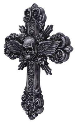 Crucifix Wall Plaque