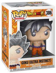 Figura Vinilo Super - Goku (Ultra Instinct) 386