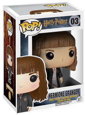 Figura Vinilo Hermione Granger  03