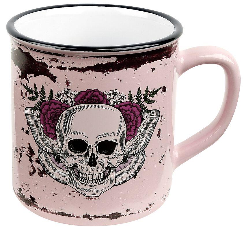 Calaveras Lady Skull