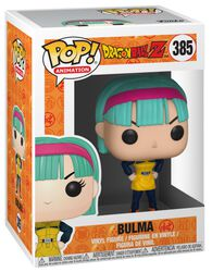 Z - Figura Vinilo Bulma in Yellow Outfit 385