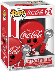 Figura vinilo Bottle Cap 79