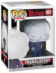 Figura vinilo Translucent 981
