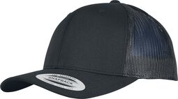 Trucker Recycled Poly Twill With Recycled Poly Mesh