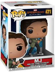 Figura Vinilo Far from Home - MJ 471