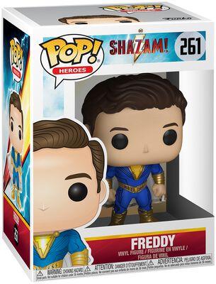 Figura Vinilo Freddy 261
