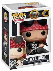 Figura Vinilo GN'R Axl Rose Rocks 50