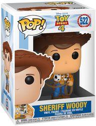 Figura Vinilo 4- Sheriff Woody