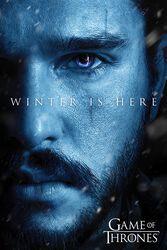 Winter is here - Jon Snow