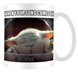 The Mandalorian - The Child (Baby Yoda) - When Your Song Comes On