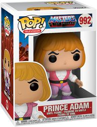 Figura vinilo Prince Adam 992