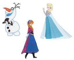 Frozen Parches