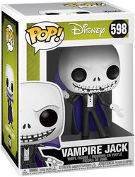 Figura Vinilo Vampire Jack 598