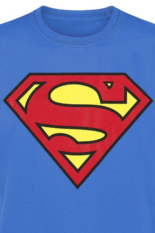 Logo. Camiseta. 9 Opiniones. Superman 6072975647e