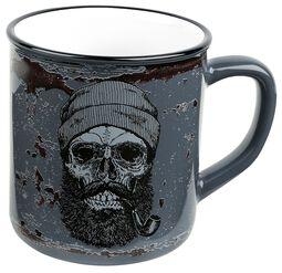 Calaveras Sailor Skull