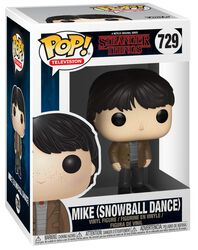 Figura Vinilo Mike (Snowball Dance) 729