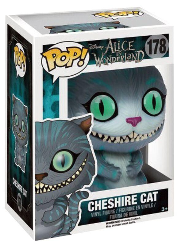 Figura vinilo Cheshire Cat 178