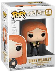 Figura Vinilo Ginny Weasley with Diary 58