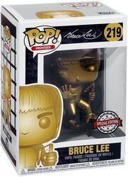 Figura Vinilo Bruce Lee (Gold) 219