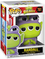Figura vinilo Alien Remix - Randall 761