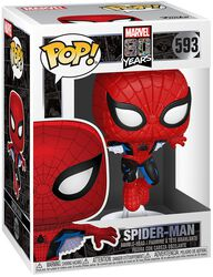 Figura Vinilo 80th - Spider-Man - 593