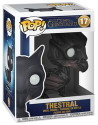 Figura Vinilo The Crimes of Grindelwald - Thestral 17
