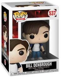 Figura Vinilo Bill Denbrough 537
