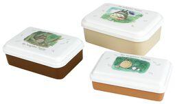 3 cajas de snack