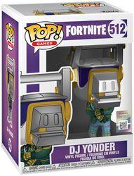 Figura Vinilo DJ Yonder 512