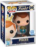 Figura Vinilo Zodiac - Pisces (Funko Shop Europe) 09