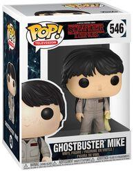 Figura Vinilo Ghostbuster Mike 546