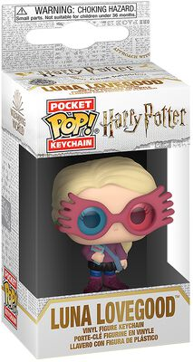 Luna Lovegood Pocket Pop!