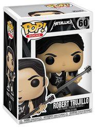 Figura Vinilo Robert Trujillo Rocks 60