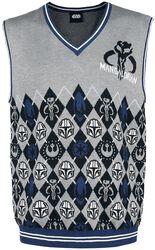 The Mandalorian - Symbols - Sleeveless Pullover