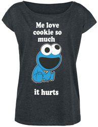 El Monstruo de las Galletas - Me Love Cookies