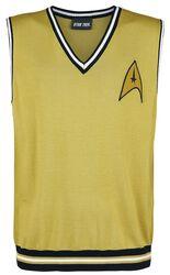 Captain Kirk - Sleeveless Pullover