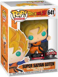 Figura Vinilo Z - Super Saiyan Goten 641