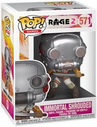 Rage 2 Figura Vinilo Immortal Shrouded 571