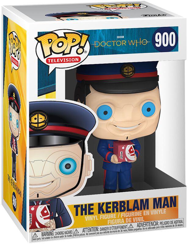 Figura Vinilo The Kerblam Man 900