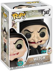 Figura Vinilo Witch 347
