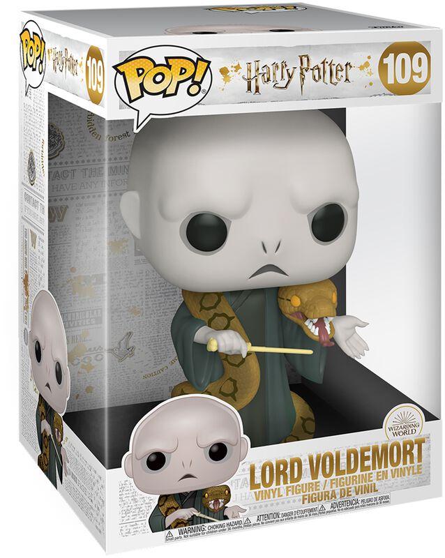 Figura vinilo Lord Voldemort (Life Size) 109