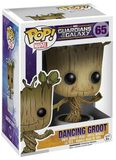 Figura Vinilo Groot Bailando 65
