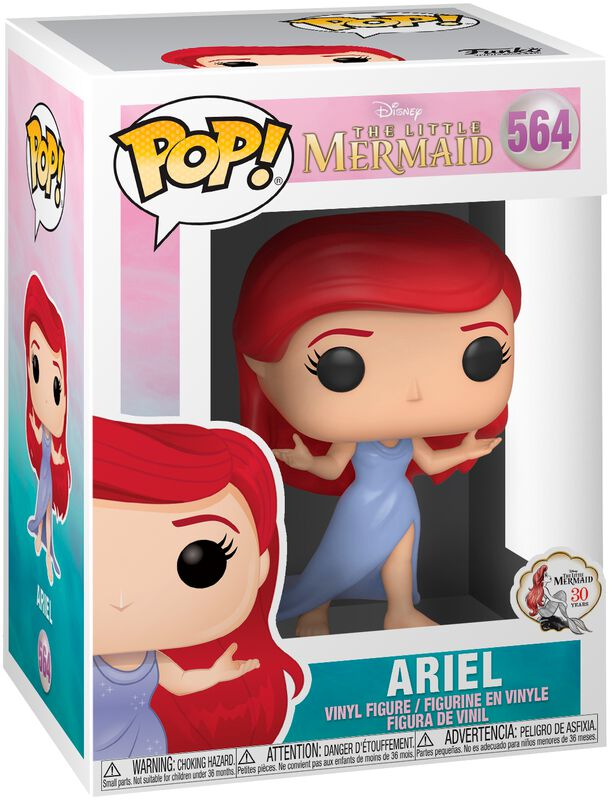 Figura Vinilo Ariel 564