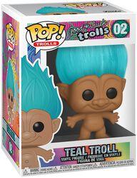 Figura Vinilo Teal Troll 02