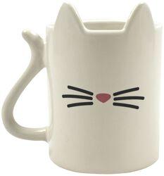 Taza Café Animal Gato