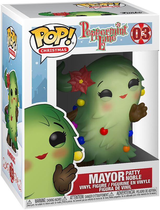 Figura Vinilo Holiday - Mayor Patty Noble 03
