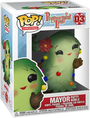 Figura Vinilo Holiday - Mayor Patty Noble 03