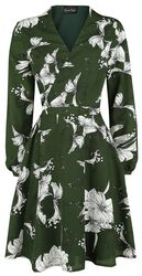 Molly Floral Wrap Dress