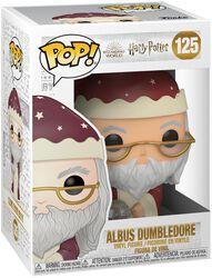 Figura vinilo Albus Dumbledore (Holiday) 125